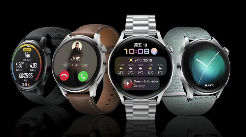 Watch 3 okosóra - előre telepített óraszámlapokkal, animált óraszámlapokkal, videófilmekkel és Watch Face Store -ral rendelkezik
