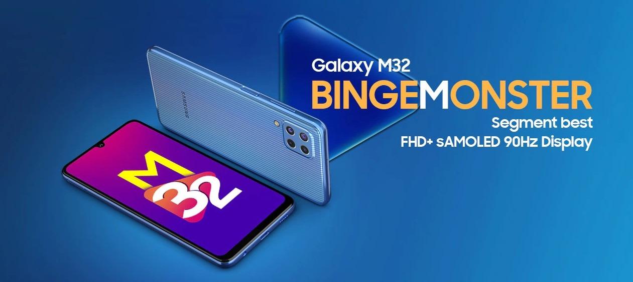 Olcsó középkategóriás telefont keresel? Jön a Samsung Galaxy M32!
